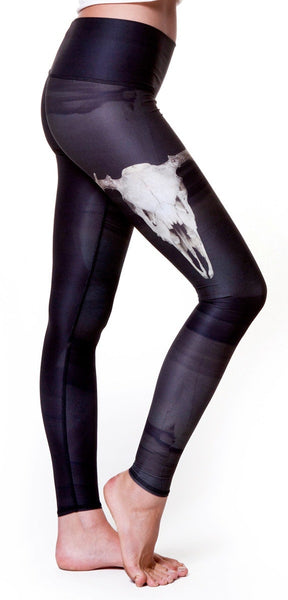 Teeki Deer Medicine Hot Pant Leggings