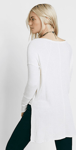 Free People Ventura Thermal Oatmeal
