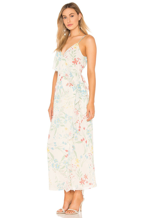 Tularosa Selena Wrap Dress