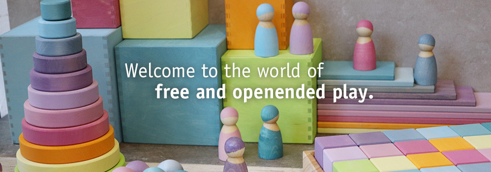 Open ended Play Toys Australia