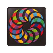 Grimm's Mini Magnetic Colour Spiral Mandala