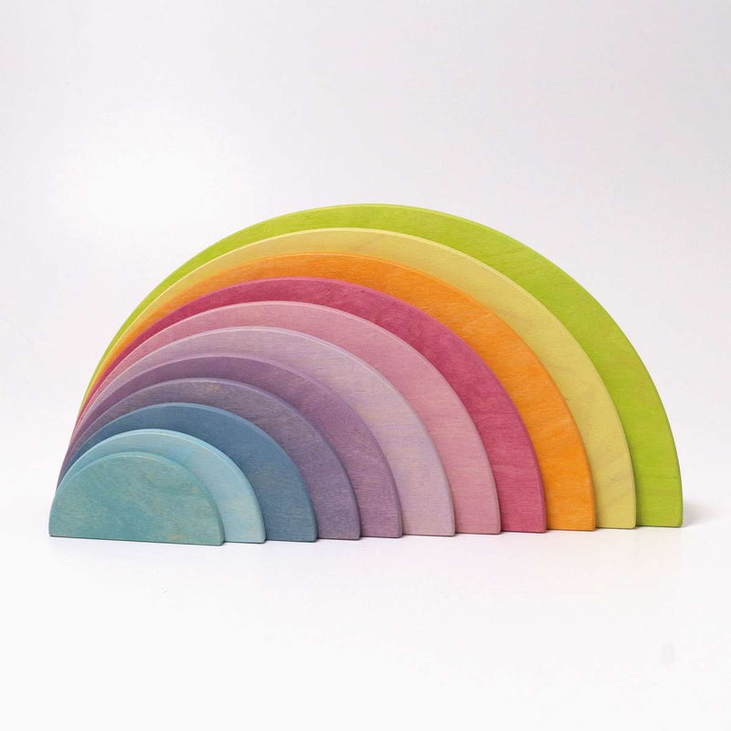 Grimm's Semi Circles Pastel **NEW Product 2020**