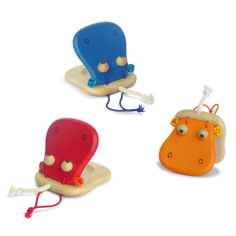 I'm Toy - Hippo Castanet - Wooden World