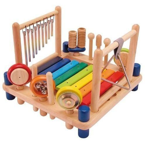 Melody Mix-I'm Toy-Wooden World-Educational-Toys Australia