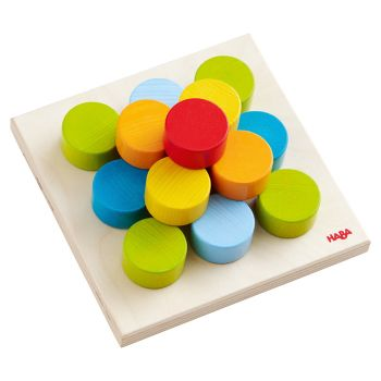 HABA - Colour Pegging Game