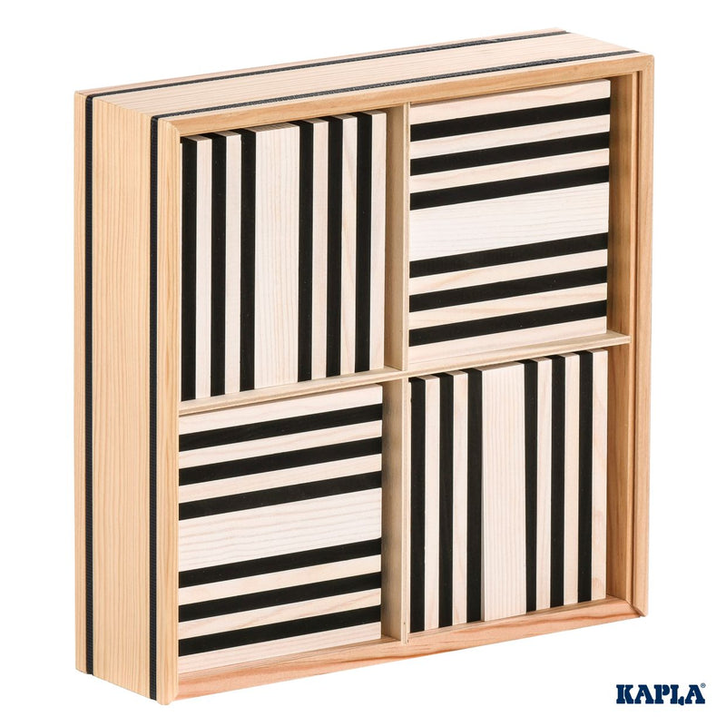 KAPLA - 100 Case Black & White