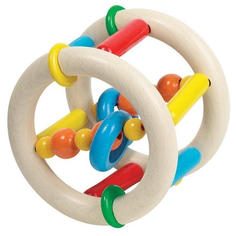 Rattle Roll Elastic-Heimess-Wooden World-Educational-Toys Australia