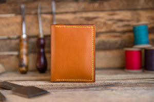make your own folding card wallet