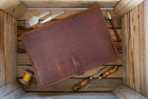 The Artisan : A4 Leather Bound Journal