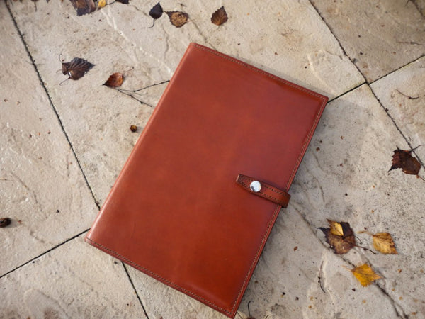 A4 Leather Bound Journal