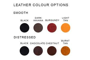 Leather Goods Colour Options