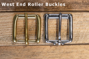 West End Roller Buckle
