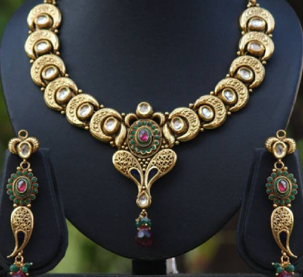 5 Different Types of Wedding Jewellery