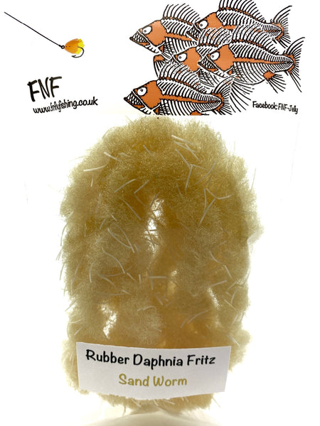 *New* Rubber Daphnia