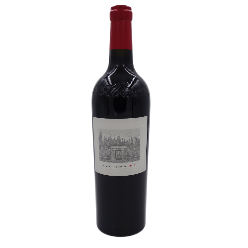 Abreu Vineyard Howell Mountain Red 2009, Napa Valley (RP 98) 750ml
