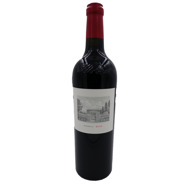 Abreu Vineyard Cappella Proprietary Red 2010, Napa Valley, Napa Valley (RP 98) 750ml