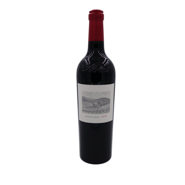 Abreu Vineyard Madrona Ranch Proprietary Red 2006, Napa Valley (RP 96+) 750ml