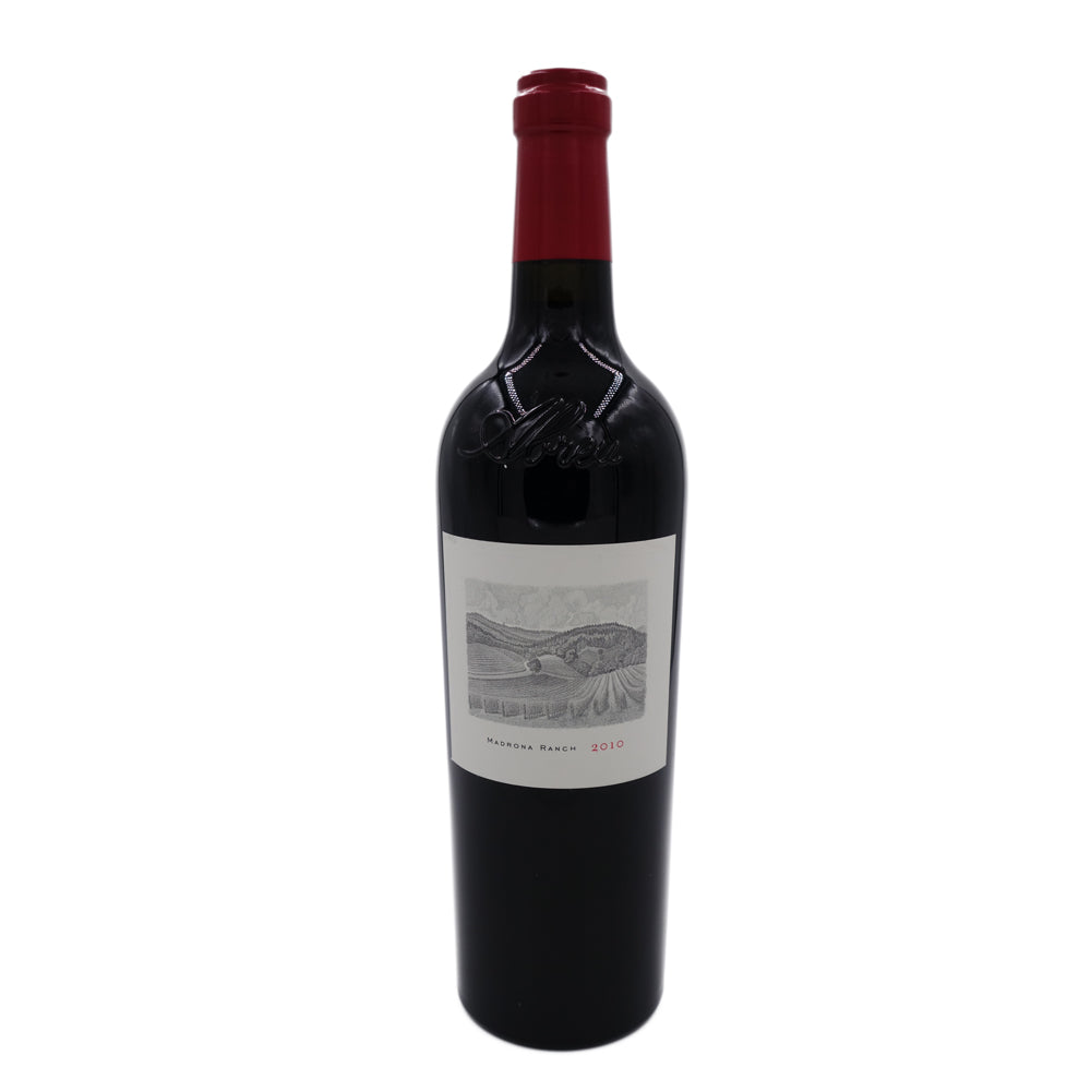 Abreu Vineyard Madrona Ranch Proprietary Red 2010, Napa Valley (RP 98) 750ml