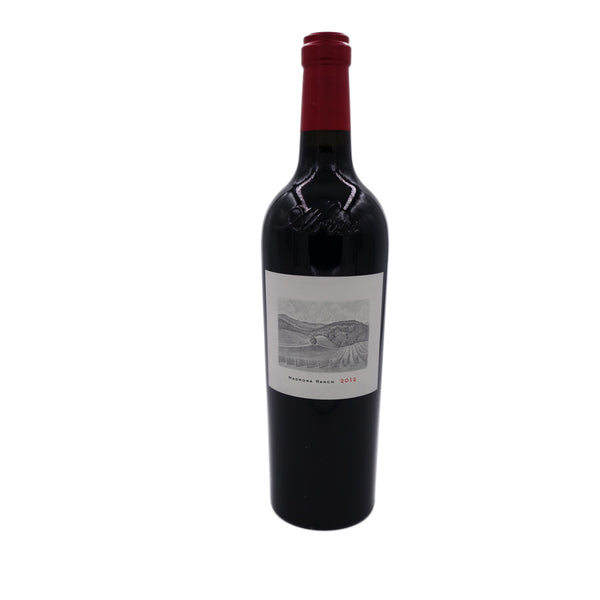 Abreu Vineyard Madrona Ranch Proprietary Red 2012, Napa Valley (RP 98-100) 750ml