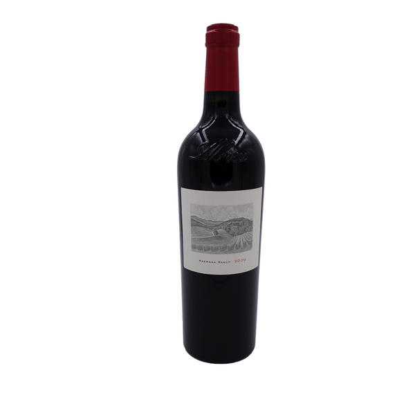 Abreu Vineyard Madrona Ranch Proprietary Red 2009, Napa Valley (RP 97) 750ml