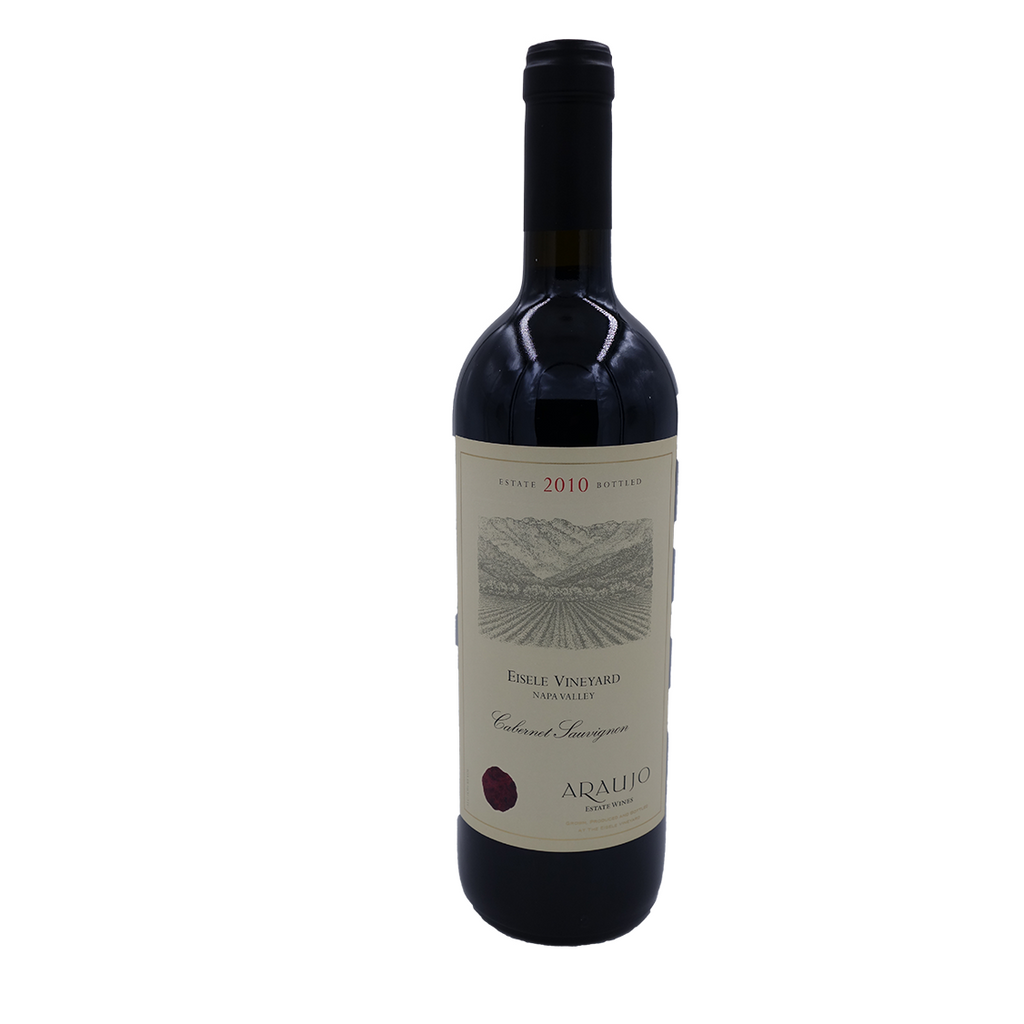 Araujo Estate Eisele Vineyard Cabernet Sauvignon 2010, Napa Valley (RP 98, WS 94) 750 ml