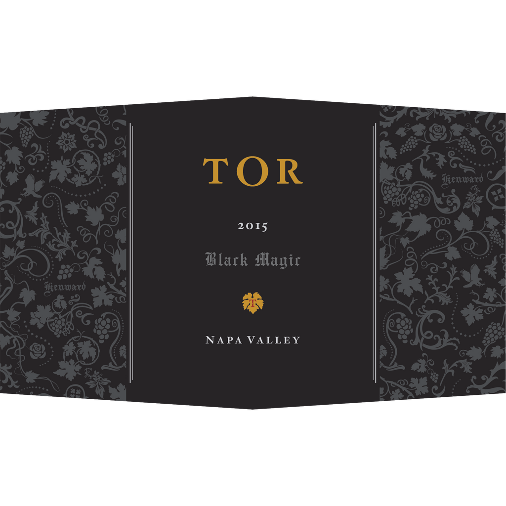 Tor Kenward Family Wines Proprietary Red Black Magic 2015 (RP 98-100) 750 ml