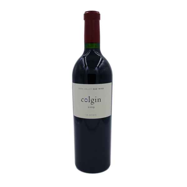 Colgin Cellars IX Estate Red 2009 (RP 97, WS 94) 3 x 750 ml (OWC)