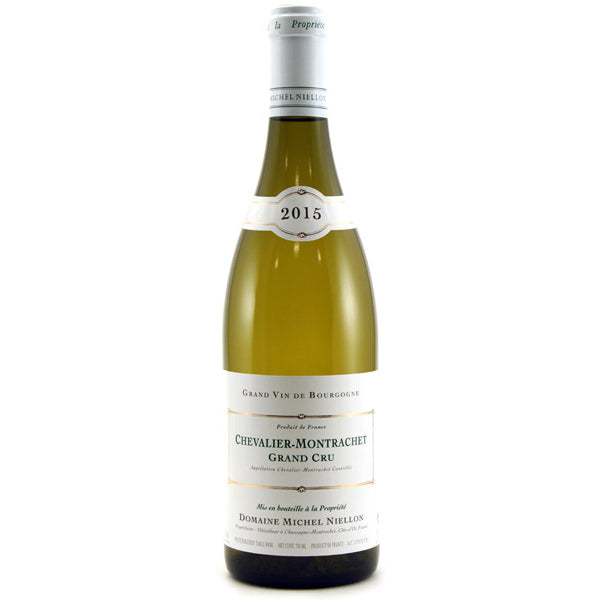 Domaine Michel Niellon Chevalier-Montrachet Grand Cru 2015, Cote de Beaune, France (WS 97) 750 ml