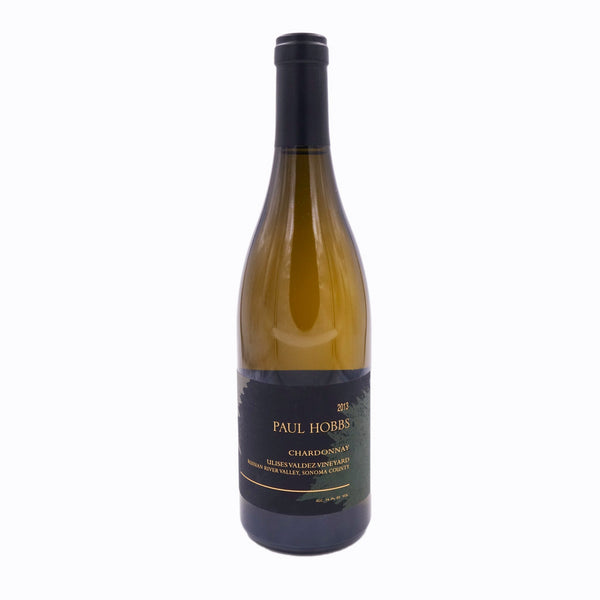 Paul Hobbs Chardonnay Ulises Valdez Vineyard 2013 (RP 97) 750 ML