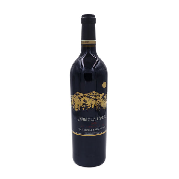 Quilceda Creek Cabernet Sauvignon Columbia Valley (WA) 2009 (RP 99, WS 96) 750 ML