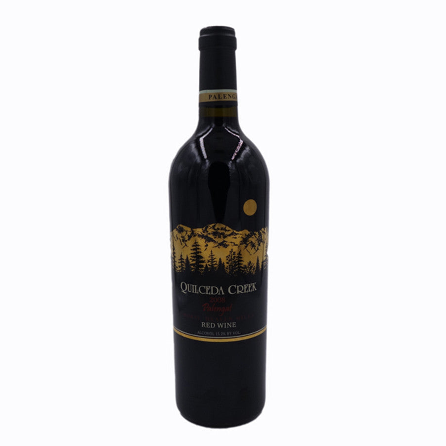 Quilceda Creek Palengat Vineyard (WA) 2008 (RP 97) 750 ML