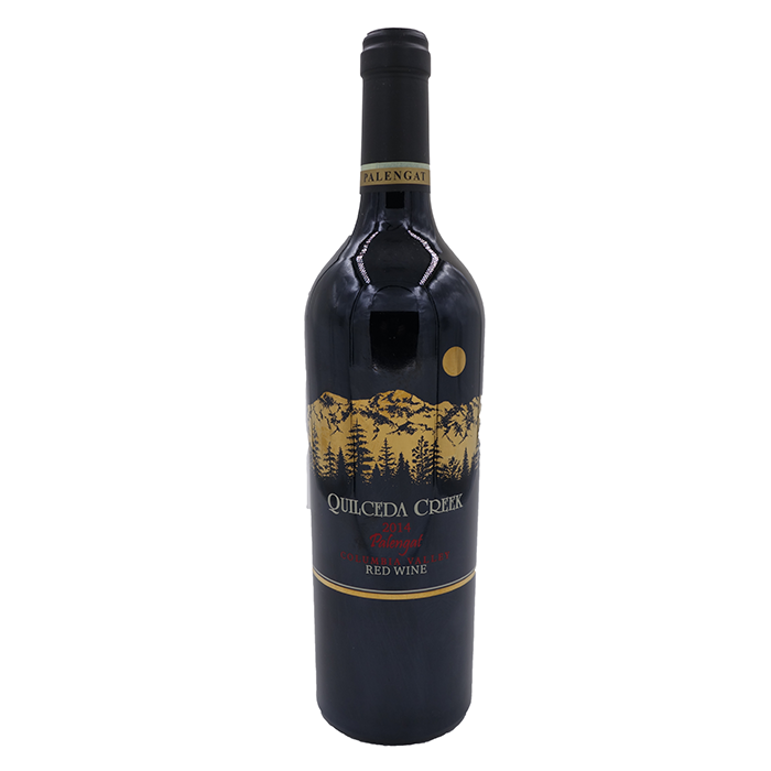Quilceda Creek Palengat Vineyard (WA) 2014 (RP 96) 750 ML