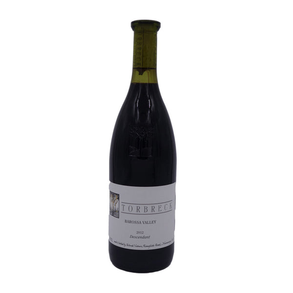 Torbreck The Descendant Shiraz - Viognier, Barossa Valley (2012) (RP 97+) 750 ml