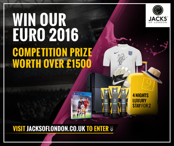 WIN our Euro 2016 Competition