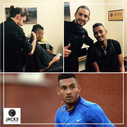 GROOMING THE TOP SEEDS AT THE AEGON CHAMPIONSHIPS!