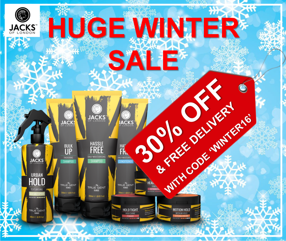 True Gent Winter Sale!