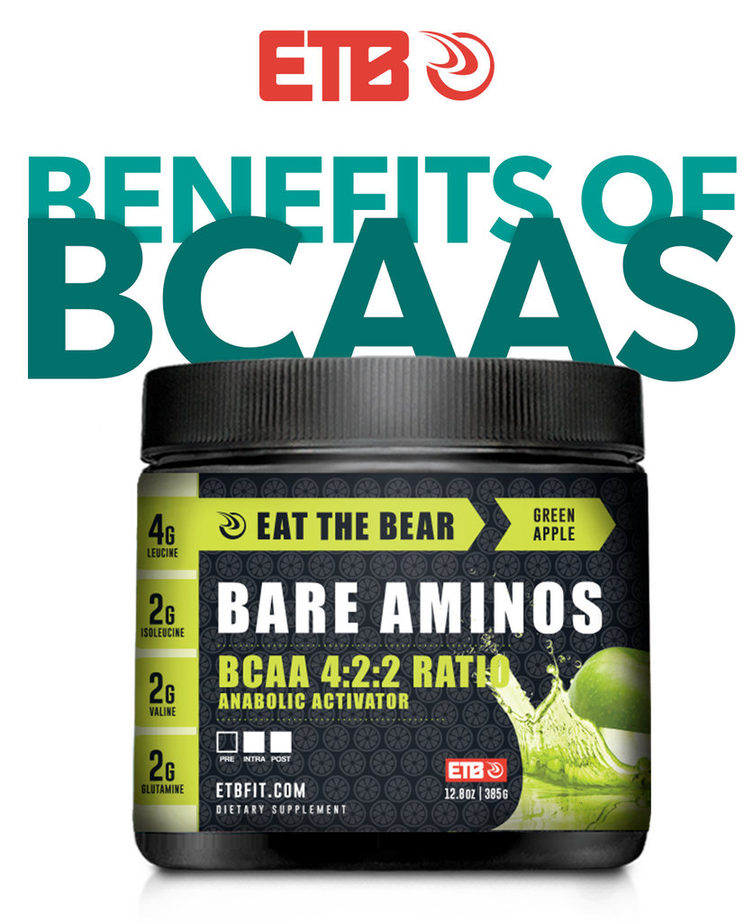 Benefits of BCAA's