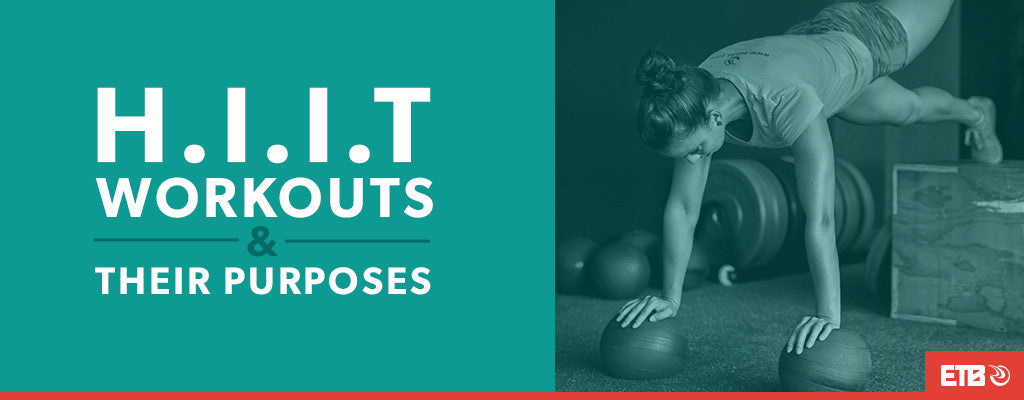 HIIT Workouts and Their Purposes