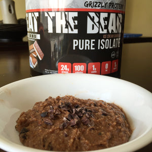Protein Cookie Dough Recipe