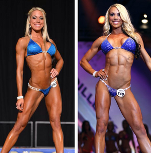 ETB Athelete - Ashley Hoffman - Less time in the gym, mean BETTER results?