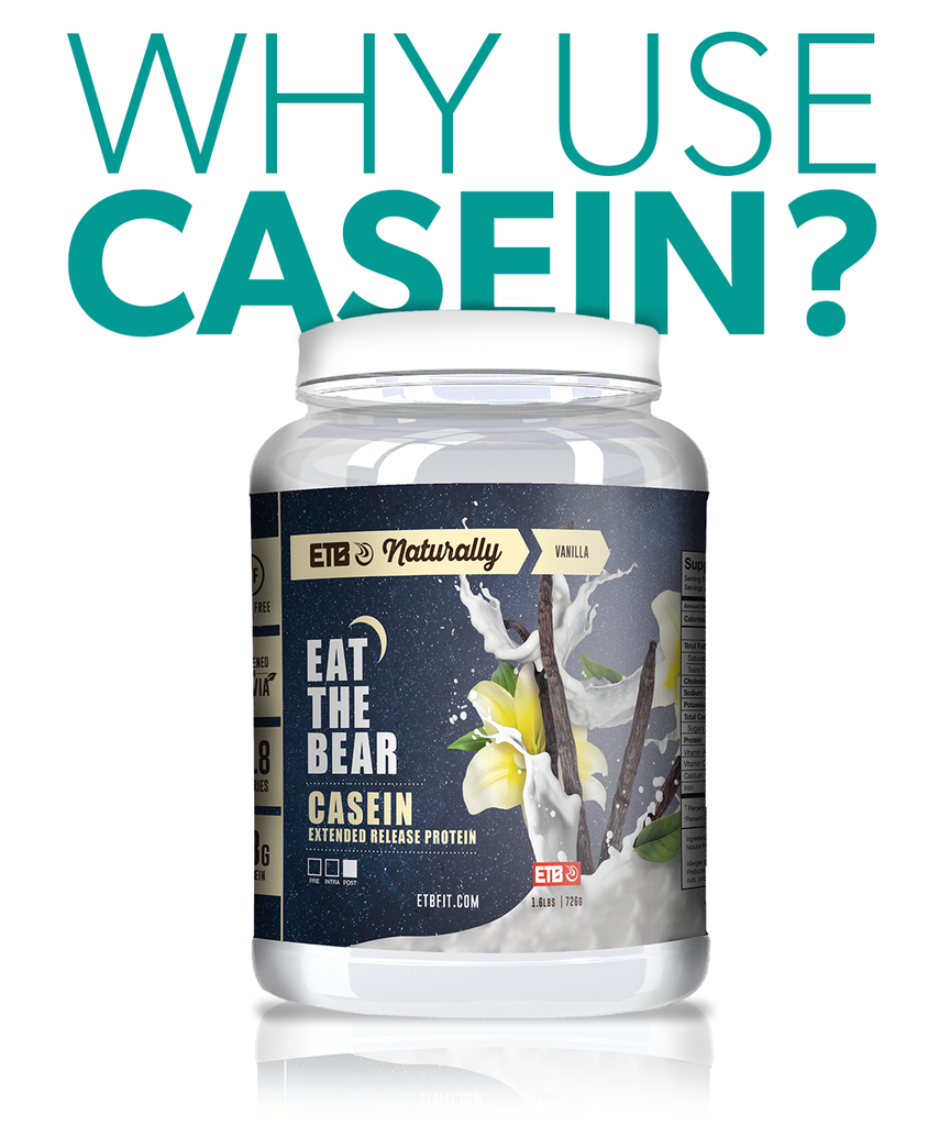 Why Use Casein?