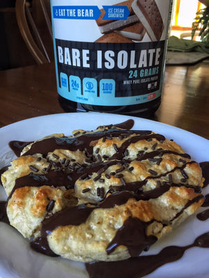 Cookies & Cream Protein Cookie Recipe