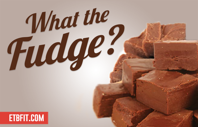 ETB Protein Fudge
