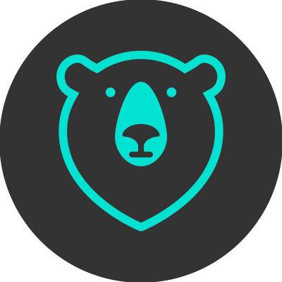 Grizzly Bear Band Logo