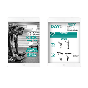 7 Day Kick Starter Program