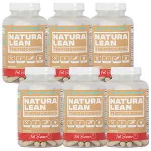 NaturaLean Fat Burner (6-Month Supply)
