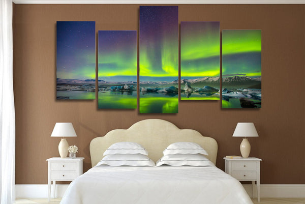 HD Printed Strange plateau sight Painting Canvas Print room decor print poster picture canvas Free shipping/ny-4938
