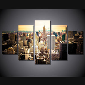 HD Printed new york city Painting Canvas Print room decor print poster picture canvas Free shipping/ny-4192