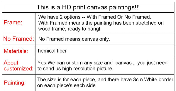 Wall Art Home Decoration Canvas Naruto 5 Pieces Anime Printed Painting Modular Pictures Poster Modern For Living Room Framework