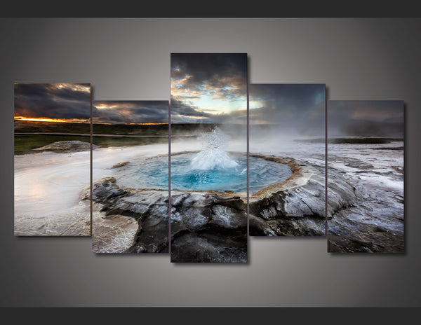 HD Printed Nature water Painting Canvas Print room decor print poster picture canvas Free shipping/ny-2566